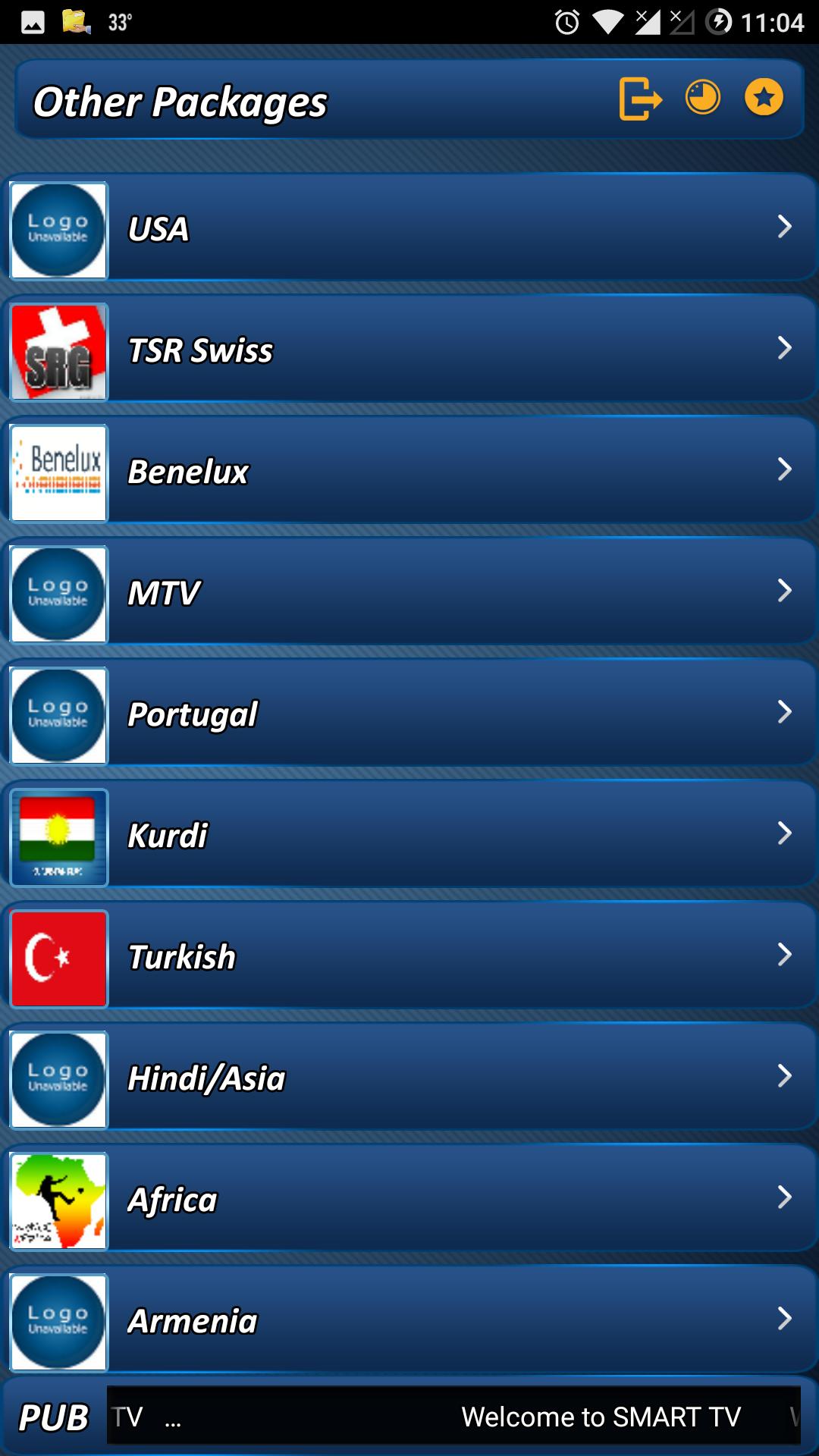 TV SMART TÉLÉCHARGER QHDTV