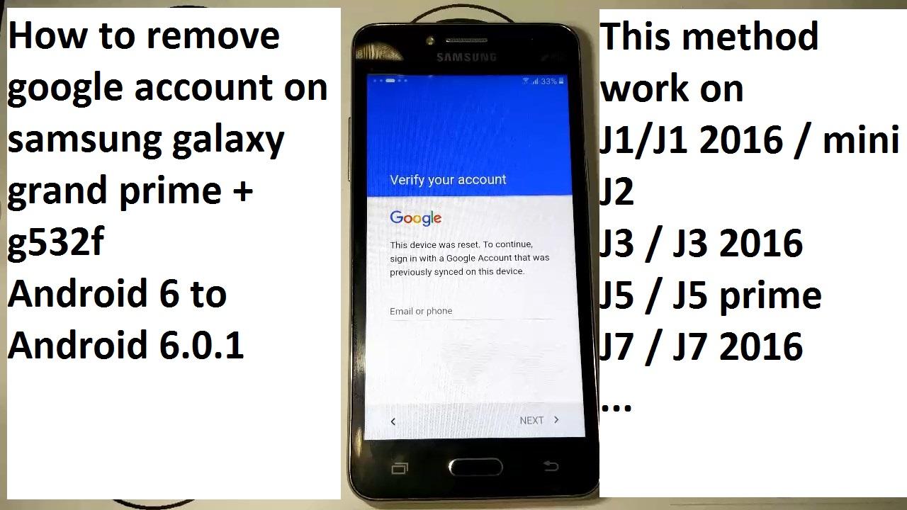 how to remove google account on samsung j1 j2 j3 j5 j7 grand