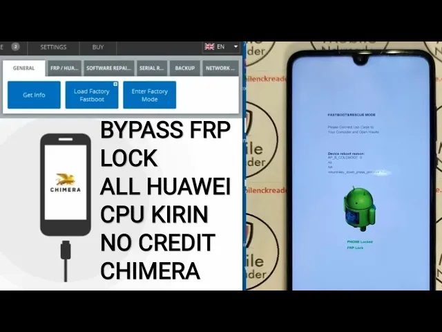 HUAWEI PHONES (CPU KIRIN ONLY)